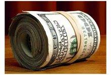 Rolo de dinheiro