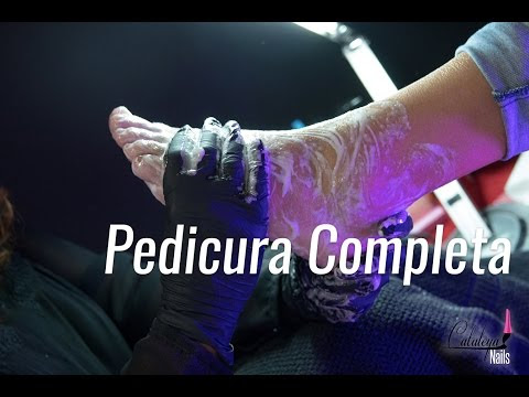 Pedicura Completa