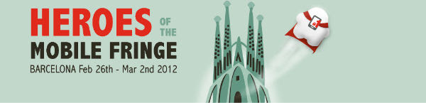 Heroes of the Mobile Fringe logo