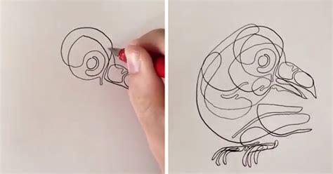 stroke drawings   scobie bored panda