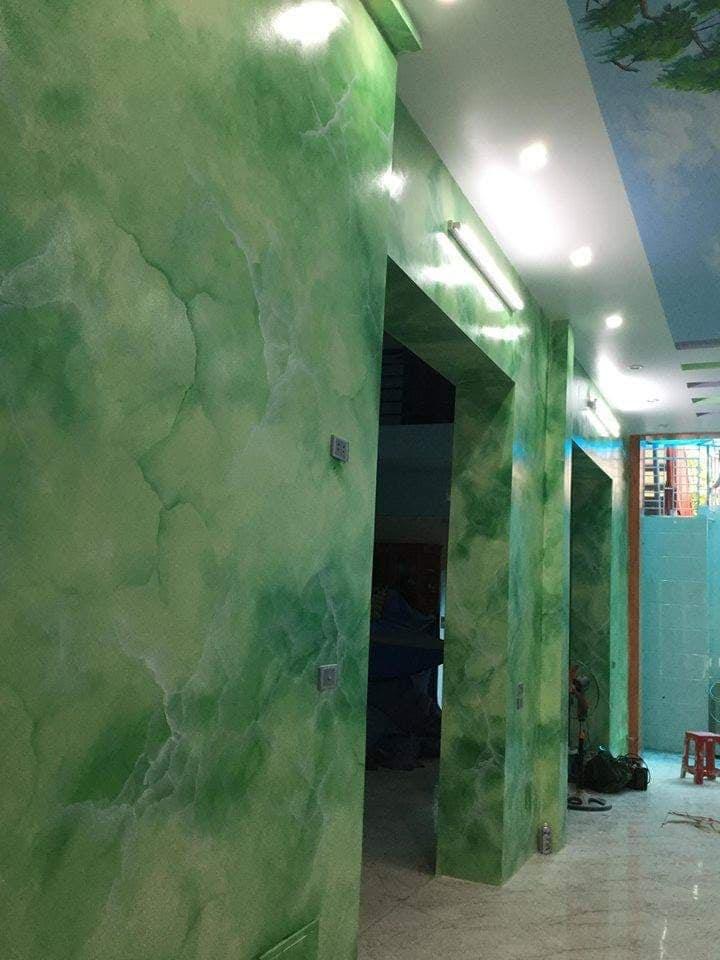 tường giả đá
