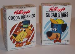 Cocoa Krispies & Sugar Stars