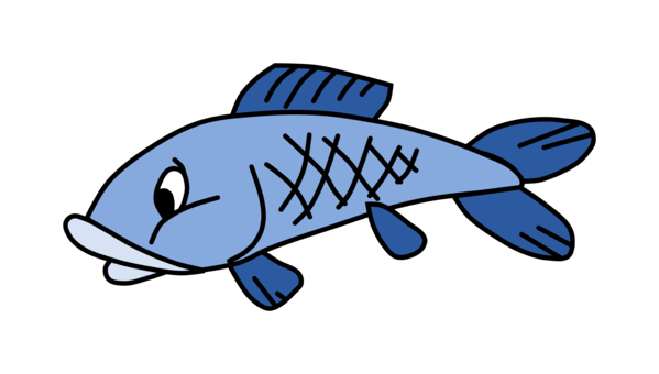 Cartoon Fish Images For Drawing Drawing Ideas Collection