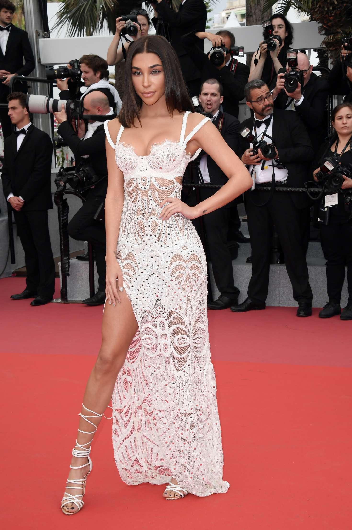 Chantel Jeffries – 'Yomeddine' Premiere at 2018 Cannes Film Festival