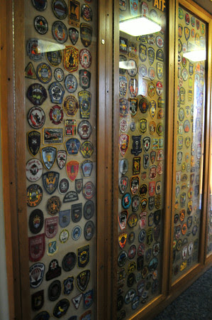 a portion of the patch collection