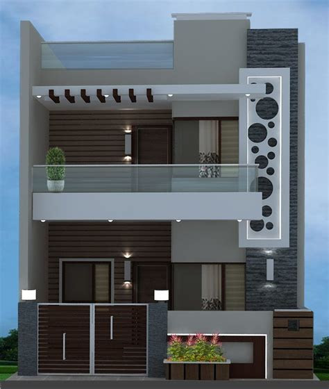 image result  normal house front elevation designs