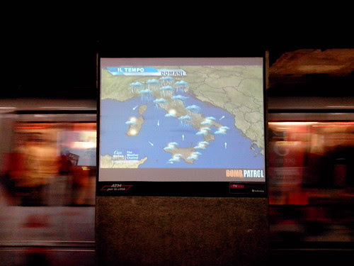 Previsioni del Meteo in Metro by Ylbert Durishti