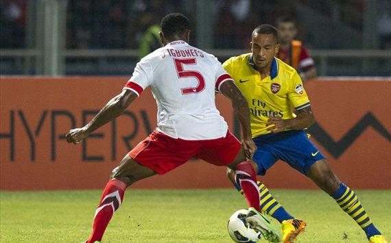 Indonesia vs Arsenal
