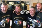 Ricky Hatton Latih Tinju Veteran Pasukan Khusus Inggris