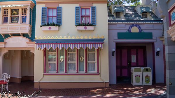 Disneyland Resort, Disneyland, Main Street U.S.A., Lockers, Refurbishment, Refurb