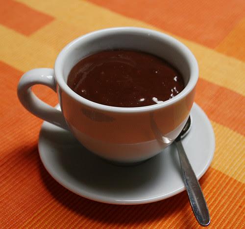 Chocolate Chai Pudding