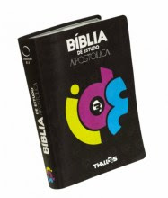 """Thalles Roberto lança Bíblia própria em parceria com a SBB e é criticado: """"Piada""""; Assista"""