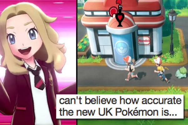 Google News Pokemon Sword And Shield Revealed Overview