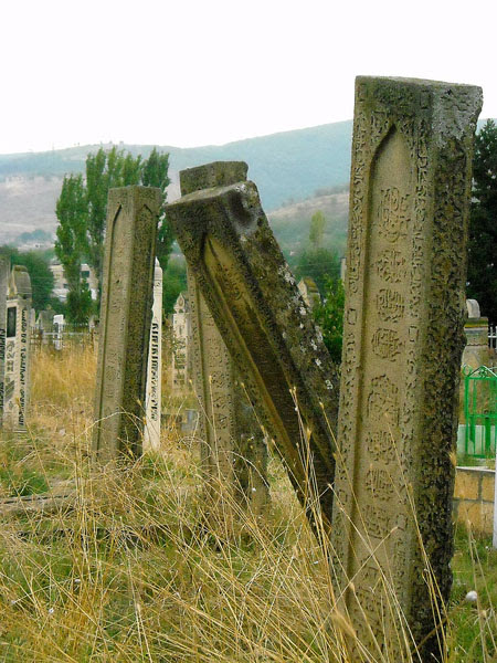 Кладбище Кырхляр, Дербент / Фото из России