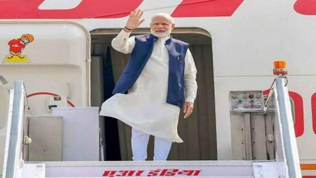 2015 से 2019 के बीच पीएम मोदी ने की 58 देशों की यात्रा, खर्च हुए कुल 517.82 करोड़ रुपए