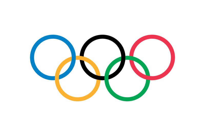 File:Olympic flag.svg