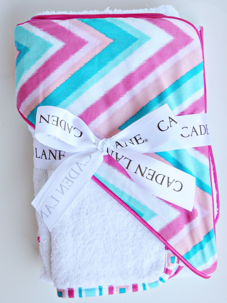 A stylish must have for baby's bath time. #Holidaygift #baby
