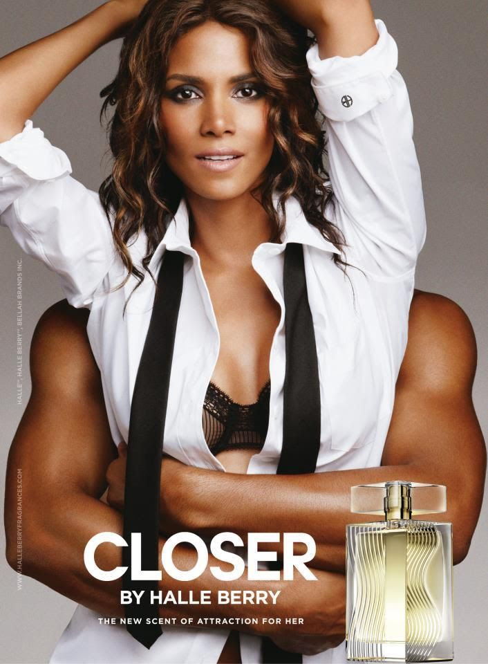 Closer (Ad), Halle Berry