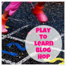 Play to Learn Blog Hop Sensory Play based learning linky