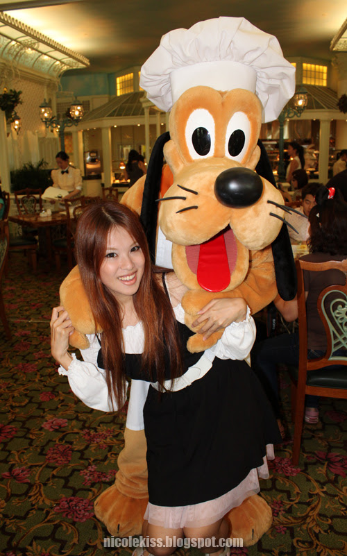 pluto and i at breakfast
