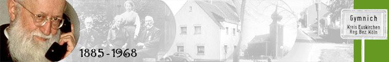 Geburtsort des Gründers der Schönstattbewegung