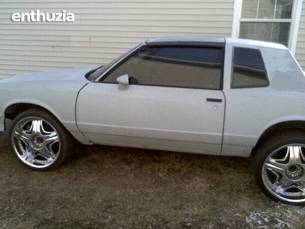 Chevrolet Monte Carlo ss for sale custom 26709 11951