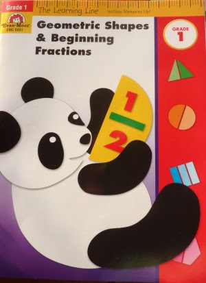 Shapes and Beginning Fractions