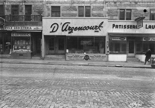 12 novembre 1941 rue laurier