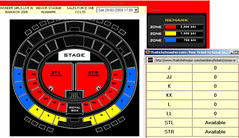 Wonder Girls Live in Bangkok seats left