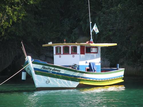 fishing yacht