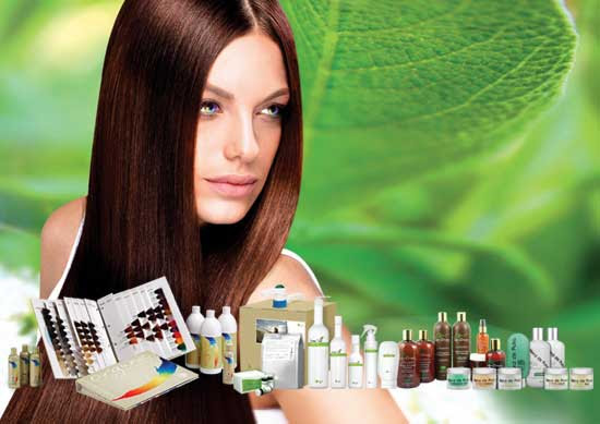 Eco friendly products from Organic Salon Systems