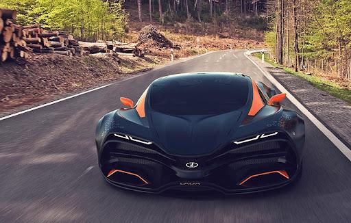 Lada Raven supercar concept Concept Cars DisenoArt. Lada Raven supercar concept Concept Cars DisenoArt   SuperCar