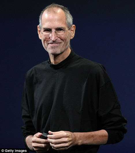 Medical developments came too late: Apple co-founder Steve Jobs died earlier this month aged 56 after a five-year battle with a pancreatic tumour