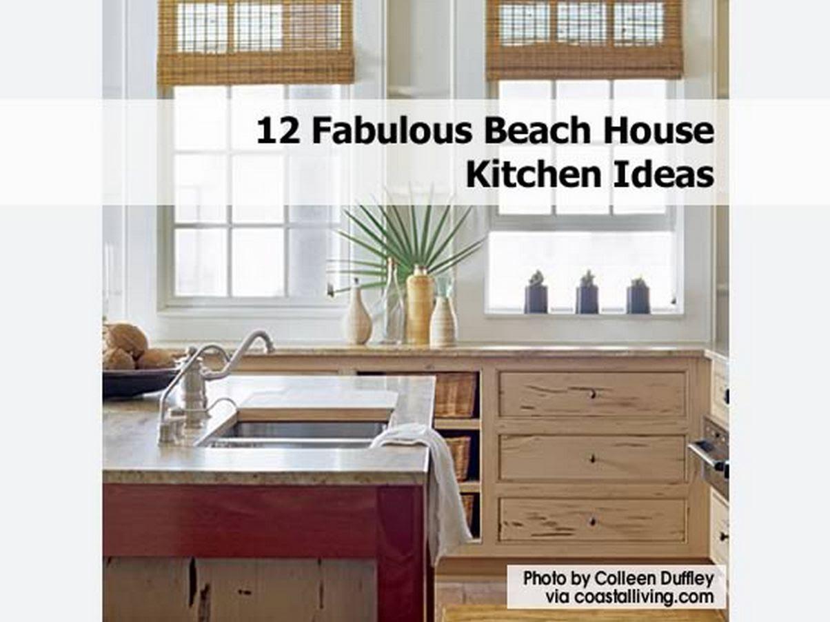 Beach House Kitchen Design Ideas