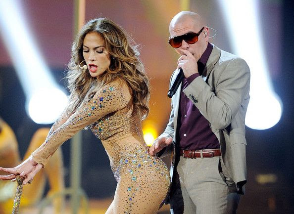 Jennifer Lopez & Pitbull photo JenniferLopezPitbullLive.jpg