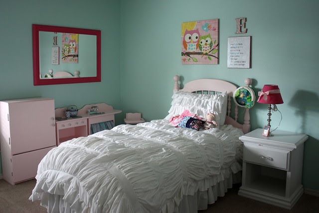 Ellie's big girl room