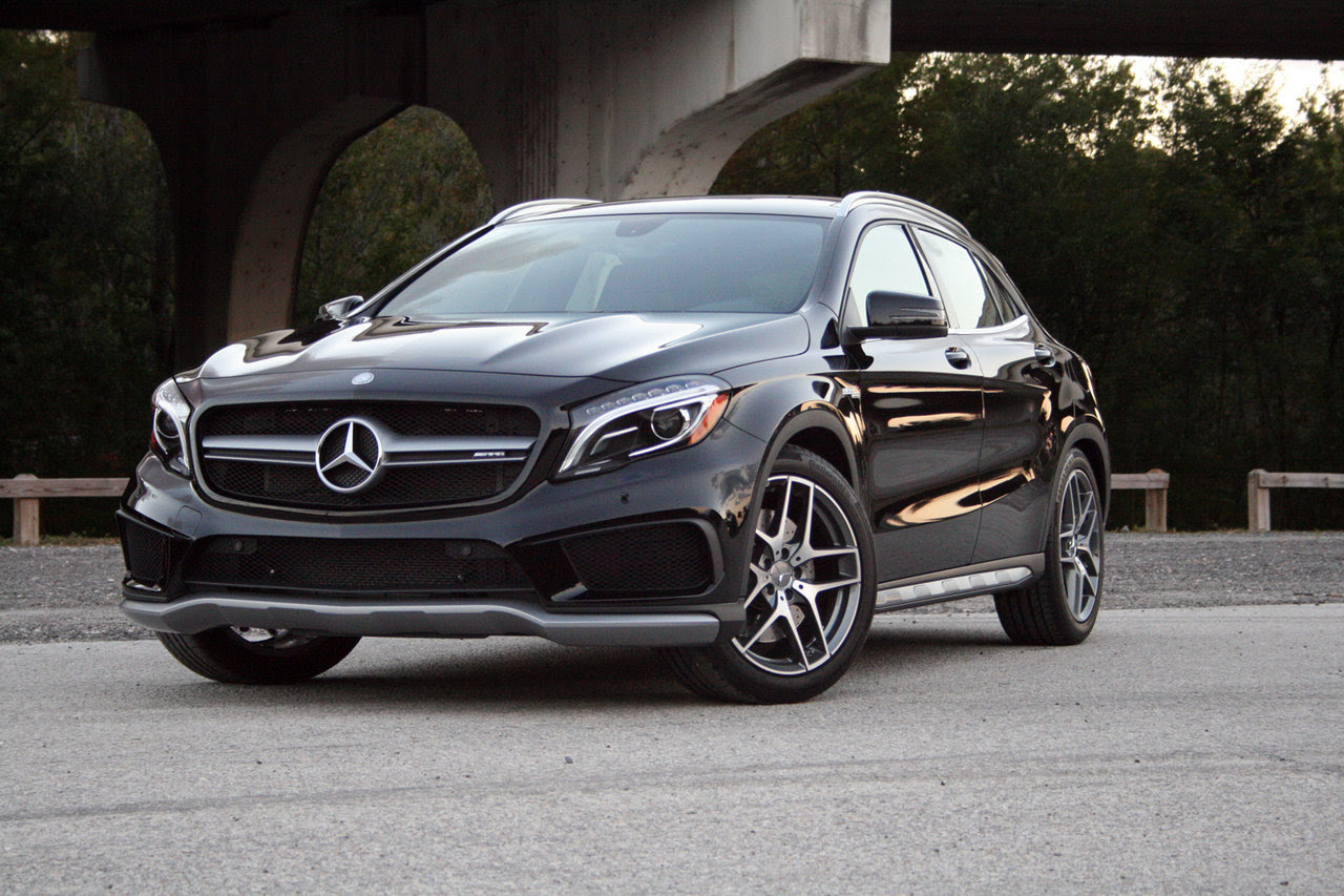 2015 Mercedes-Benz GLA 45 AMG - Driven - Picture 575941 ...