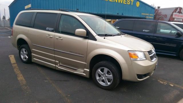 2010 Dodge Grand Caravan Sxt Wheelchair Van For Sale
