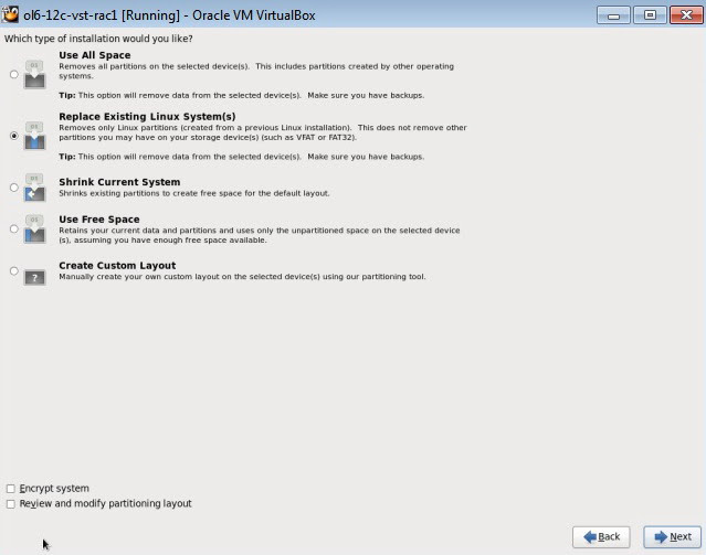 Oracle 12c RAC Installation on Linux 6 OS