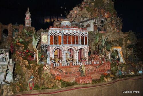 Presepe, изображение Рождества