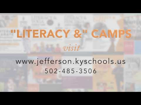 Avoid the summer slump with Literacy & Camps!