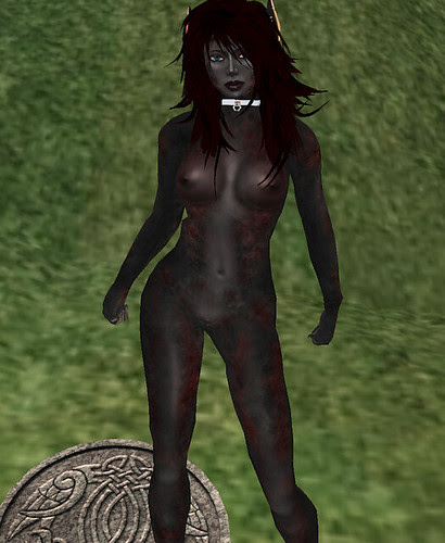 Fallen Gods Inc Werewolf skin
