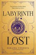 Title: Labyrinth Lost, Author: Zoraida Cordova