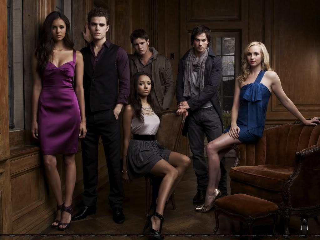 vampire diaries wallpaper damon and. The Vampire Diaries