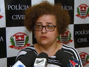 Delegada Meirelene Rodrigues disse que depoimento teve pontos conflitantes (Foto: Marlon Tavoni/EPTV)
