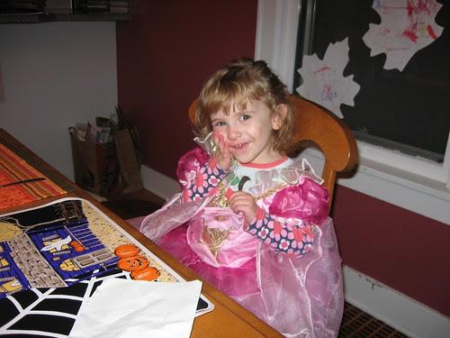 Pink princess time