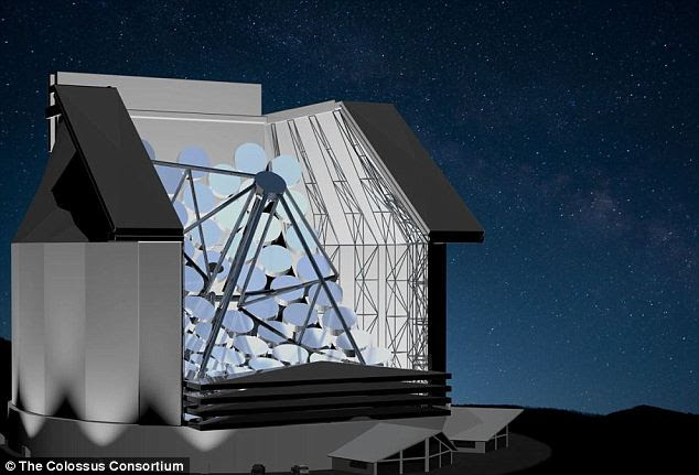 Alien hunter: Astronomers want to build this Colossus telescope that could spot signs of alien life up to 70 light years away from Earth