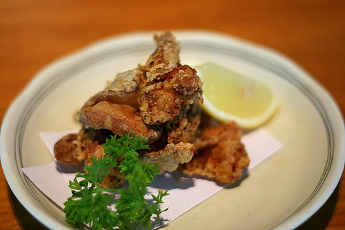Wakadori Tatsuta Age - Deep-fried Marinated Chicken