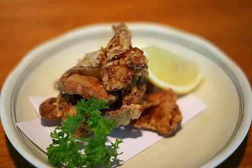 Wakadori Tatsuta Age - Deep-fried Marinated Chicken