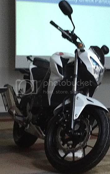 Nova Honda CB500 2013 | Lançamento no Salão de Milão